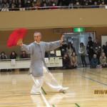 渋谷区太極拳連盟代表・立石